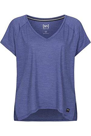 Supernatural Super.natural Camiseta Ancha para Mujer con Lana de Merino W JONSER tee, Mujer, SNW013420K27XL