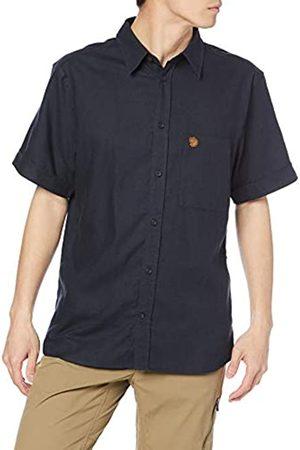 Fjällräven Camiseta de Manga Corta Modelo Övik Travel Shirt SS M Marca
