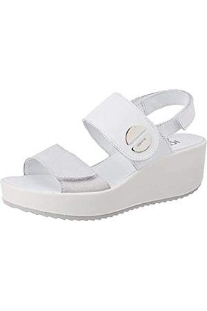 IGI&Co Sandalo Donna Dcd 51782, Sandalias de Plataforma Mujer, (Ghiaccio 5178211)