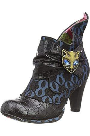 Irregular Choice Miaow, Botas Cortas al Tobillo Mujer,