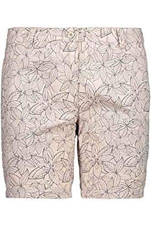 CMP Pantalones cortos Dry Function con estampado floral, Bermudas para mujer