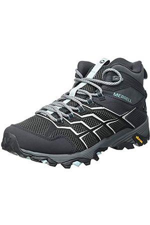 Merrell MOAB FST 2 Mid GTX, Zapatillas para Caminar Mujer, (Storm)