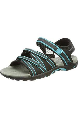 Lafuma Flow Sandal W Walking Shoe Mujer, (Black Noir)
