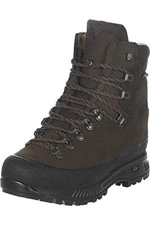 Hanwag Alaska Gtx Zapatos de High Rise Senderismo para Hombre, Marron (Erde)
