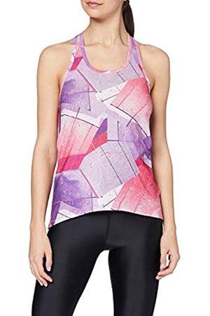 Björn Borg Camiseta de Tirantes Dakota para Mujer, Color Lila, Rosa, L