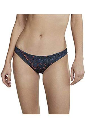 Hurley Mujer Bikinis - W Rvsb Clark Lava Mod Surf Bttm