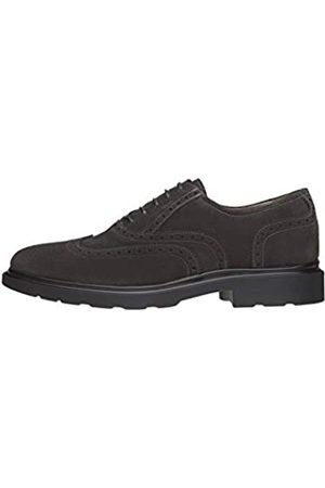 Nero Giardini Hombre Calzado formal - Camo Colorado Asfalt, Mocasines (Loafer) Hombre, (Ante Grey 102)