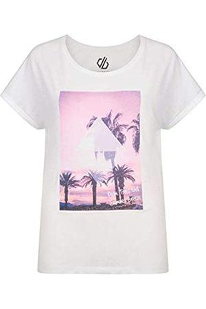 Dare 2b Mujer Ropa de deporte y Baño - Summer Days tee - Camiseta para Mujer, Mujer, DWT449 90012L