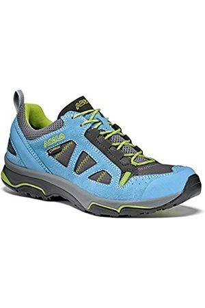 Asolo Mujer Oxford y mocasines - Megaton GV Ml Zapato, Mujer, (Azure/Graphite)