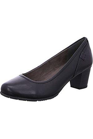 Jana Mujer Tacón - 8-8-22404-21, Zapatos de Tacón Mujer, (Black 001)
