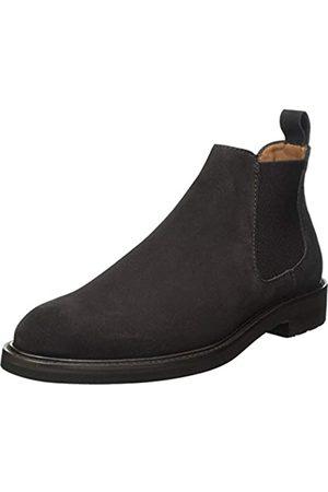Lottusse Hombre Botines - Botín elástico L7170, Chelsea Boot Hombre