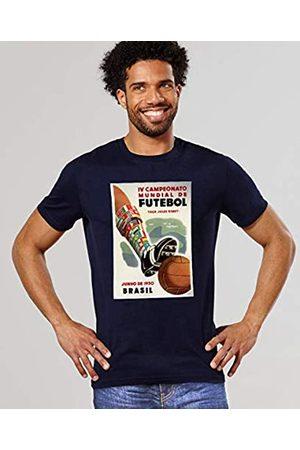 Monsieur Hombre Polos - Brazil 50 Camiseta, Hombre