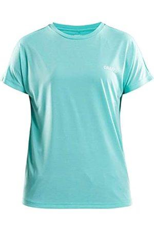 Craft Mujer Camisetas y Tops - EAZE SS Logo Mesh T W XS Camiseta, Mujer