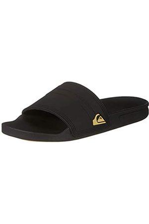 Quiksilver Hombre Sandalias - Rivi Slide, Zapatos de Agua. Hombre