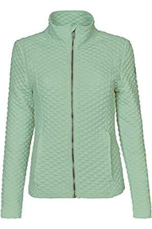 Killtec Mujer De Invierno - Selvana chaqueta polar selvana para mujer - chaqueta elegante con tejido powerstretch - chaqueta de entretiempo con cuello alto, Mujer