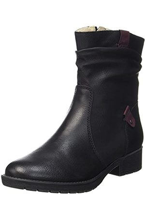 Soft Line 25462, Botas Mujer, (Black)