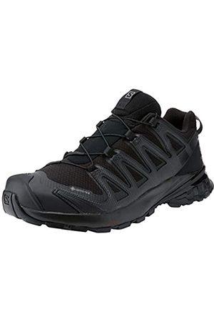 Salomon Mujer Zapatillas deportivas - XA Pro 3D V8 W, Zapatillas De Trail Running Y Sanderismo Impermeables Versión Màs Ligera Mujer, (Black/Black/Phantom)