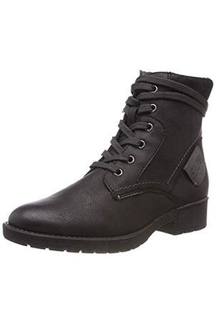 Soft Line 25262-21, Botas Militar Mujer, (Black 001)