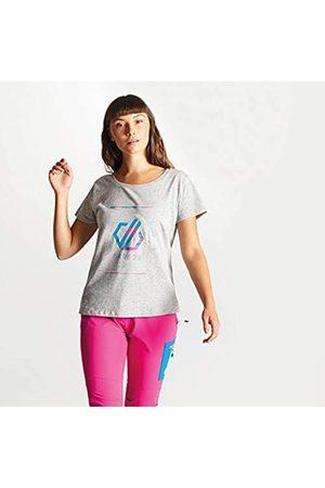 Dare 2B Mujer Ropa de deporte y Baño - Glow Up tee - Camiseta para Mujer, Mujer, DWT450 61I18L