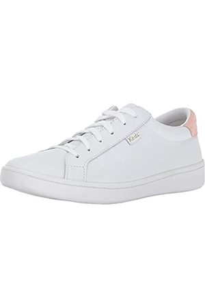 Keds Ace Core Leather - Zapatos Planos con Cordones Mujer