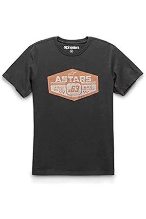Alpinestars Hombre Polos - Gripper, Camiseta De Manga Corta, L