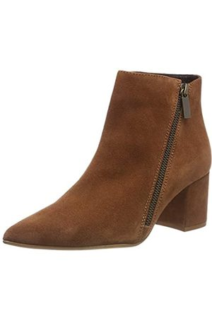 Kenneth Cole Mujer Botines - Hayes Bootie, Botines Mujer, (Cognac 901)