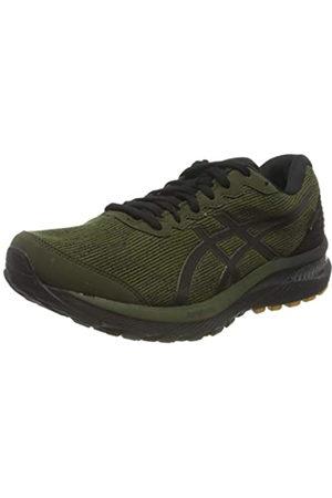Asics Hombre Zapatillas deportivas - Gel-Cumulus 22 G-TX, Road Running Shoe Hombre, Smog Green/Black