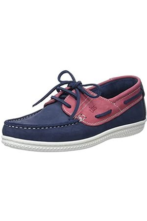 TBS Hombre Loafers - Technisynthese Yolles--D8I22, Náuticos Hombre, Marino/ (Outremer Goyave)