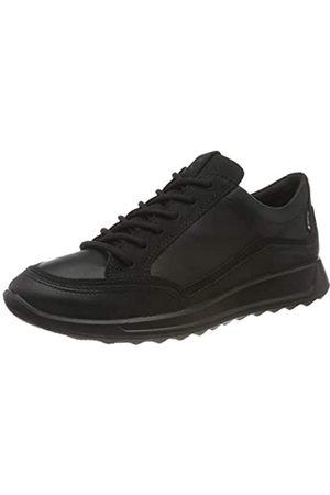Ecco Mujer Zapatillas deportivas - Flexure Runner W BlackBlack DrittonYab, Zapatillas Mujer