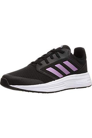 adidas Mujer Zapatillas deportivas - Galaxy 5, Zapatillas de Running Mujer, NEGBÁS/CERMET/FTWBLA