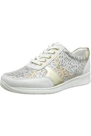 Lotus Mujer Zapatillas deportivas - Florence, Zapatillas Altas Mujer, (White Wz)