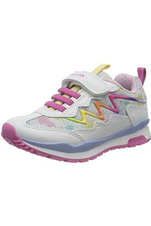 Geox Niña Zapatillas deportivas - J Pavel Girl A, Zapatillas Bebé-Niñas