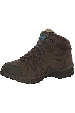 Mammut Hombre Trekking - Mercury III Mid GtxÂ, Zapatos de High Rise Senderismo Hombre, (Bark-Dark Cloud 00131)