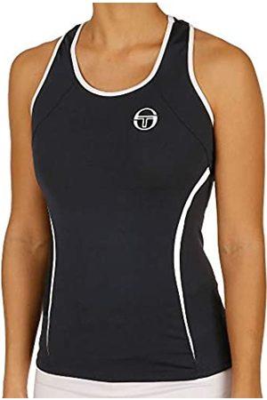 Sergio Tacchini Eva - Camiseta de Tirantes para Mujer (Talla XL)