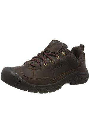 Keen Targhee III Oxford, Zapatos para Senderismo Hombre, Tierra Oscura/Mulch