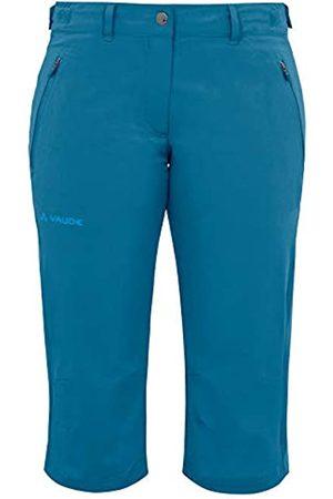 Vaude Farley Stretch Capri II 04578 - Pantalón para mujer (talla 44)