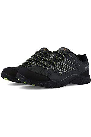 Regatta Chaussures Techniques De Marche Basses Edgepoint III, Zapato para Caminar Hombre, Ponche De Lima/Brezo