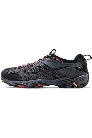 Merrell MOAB FST 2 GTX, Zapatillas Tiempo Libre y Senderismo Hombre, Black/Granite