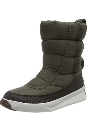Sorel Out N About Puffy Mid, Botas para Nieve Mujer, (Alpine Tundra)