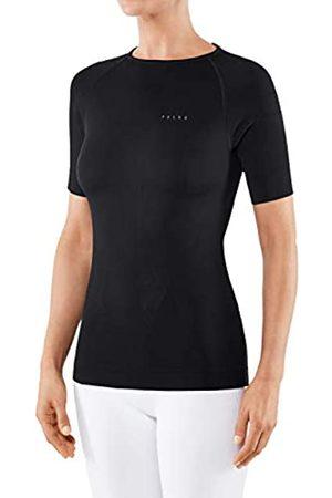 Falke Ropa Interior cálida Pantalones Cortos Manga Larga para Tight, Mujer, Unterwäsche Warm Shortsleeve Shirt Tight