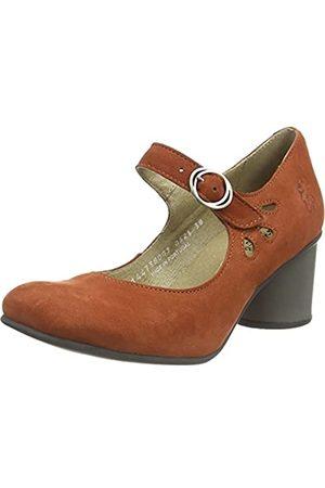 Fly London SLOE738FLY, Zapatos Planos Mary Jane Mujer