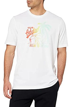 adidas Hombre Camisetas - Camiseta Modelo M VCYRDYRLXMX T Marca