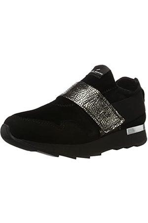 Daniel Hechter Mujer Zapatillas deportivas - 927293613469, Zapatillas Mujer, (Black/Black 1010)