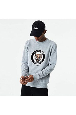 New Era Camiseta línea Detroit Tigers Modelo MLB Cooperstown Crew Fleece DETTIGCO Marca