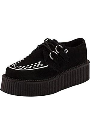 TUK Mondo Hi Creeper A8366 - Zapatos de Cuero Unisex, Color