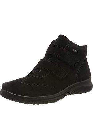 Legero Mujer Zapatillas deportivas - Softboot 4.0, Zapatillas Mujer, (Schwarz (Schwarz) 00)
