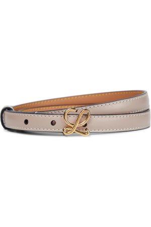 Loewe Cinturón de piel
