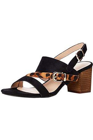 Lotus Melissa, Zapatos de tacón con Punta Abierta Mujer