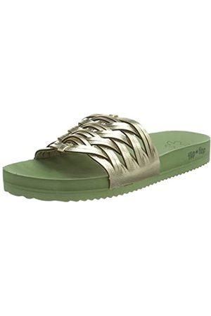 flip*flop Mujer Zapatos - Pool Braid, Sandalia Mujer, Salvia/ 3003