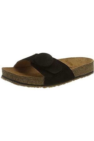 Haflinger Mujer Zapatos - Big Button Gina, Chanclas Mujer